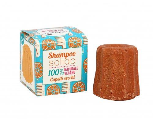 Shampoo Solido per Capelli Secchi