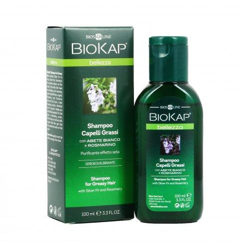 Shampoo Capelli Grassi - BioKap®
