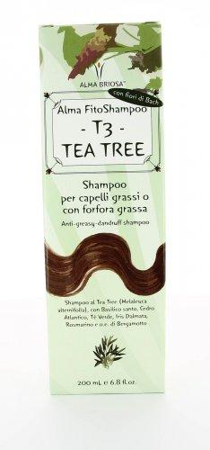 Alma Fito Shampoo Tea Tree - 200 ml.