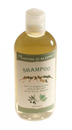 Shampoo per Capelli Grassi