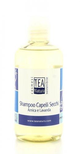 Shampoo Capelli Secchi - Arnica e Lavanda