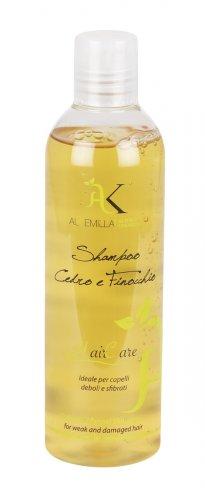 Shampoo - Cedro e Finocchio