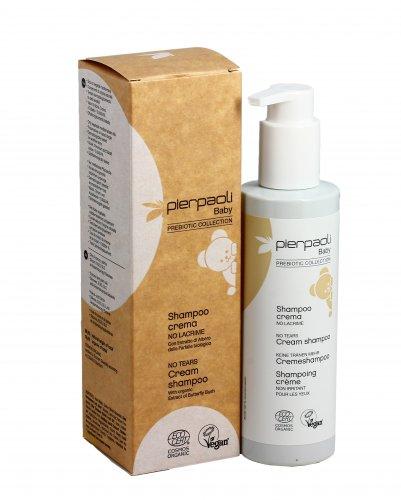 Shampoo Crema No Lacrime - Baby Prebiotic