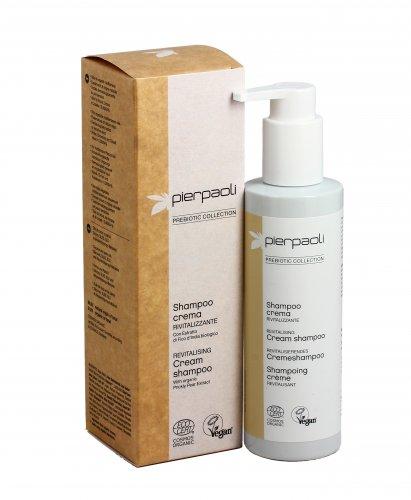 Shampoo Crema Rivitalizzante - Prebiotic
