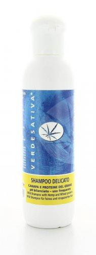 Shampoo Delicato Canapa e Proteine del Grano