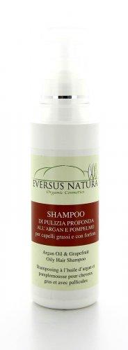 Shampoo di Pulizia Profonda all'Argan e Pompelmo