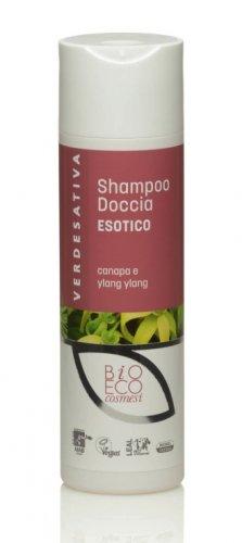 Shampoo Doccia Canapa e Ylang Ylang