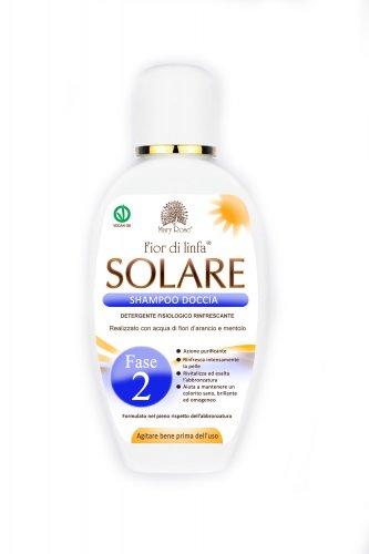 Shampoo Doccia Fior di Linfa Solare - Fase 2