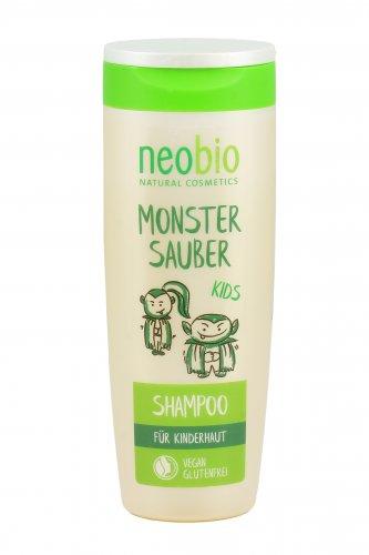 Shampoo per Bimbi - Monster Sauber