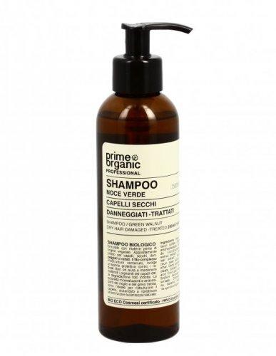 Shampoo Noce Verde - Capelli Secchi