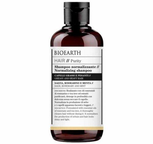 Shampoo Normalizzante Hair 2.0 - Capelli Grassi e Pesanti