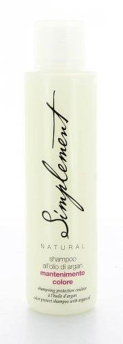 Shampoo all'Olio di Argan Mantenimento Colore - 250 ml.