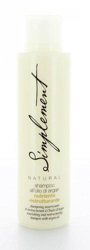 Shampoo all'Olio di Argan Nutriente Ristrutturante - 250 ml.