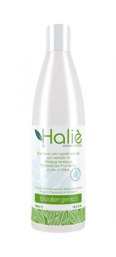 Shampoo per Capelli Colorati con Estratto di Pistacia Lentiscus