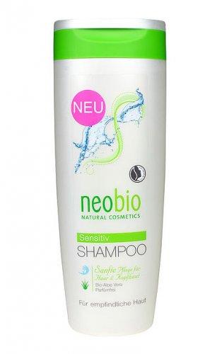 Shampoo per Cuti Sensibili all'Aloe Vera