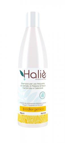 Shampoo per uso Frequente e per Bambini con Estratto di Pistacia Lentiscus