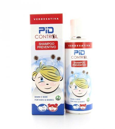 Shampoo Preventivo Pidocchi per Bimbi e Bebè