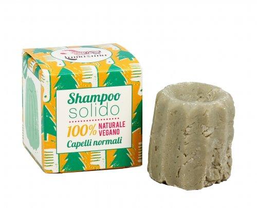 Shampoo Solido per Capelli Normali
