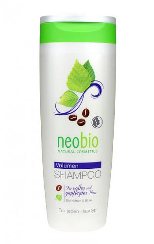 Shampoo Volume con Caffeina e Betulla - Volumen Shampoo