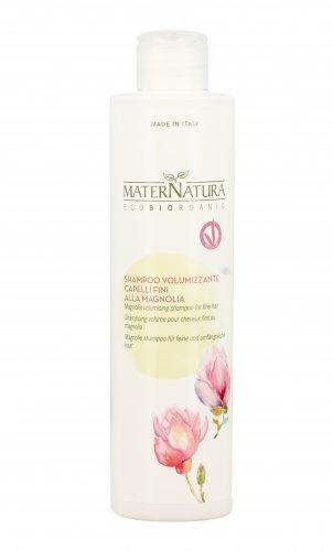 Shampoo Volumizzante Capelli Fini alla Magnolia
