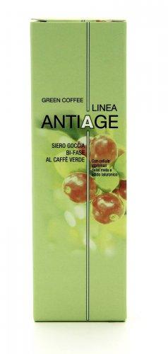 Siero Goccia Anti-Age Green Coffee