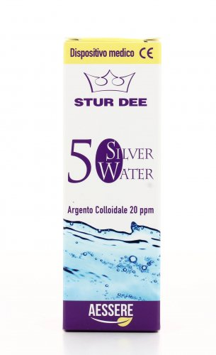 Silver Water 50 - Argento Colloidaile