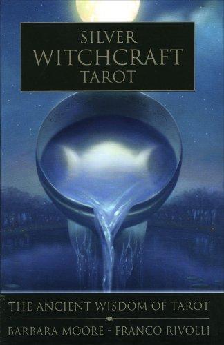 Silver Witchcraft Tarot con Libro e Carte (in Lingua Inglese)