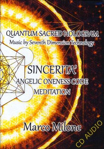 Sincerità - CD Audio