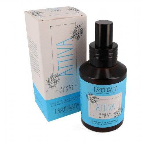 Sinergia Spray Oli Essenziali - Attiva
