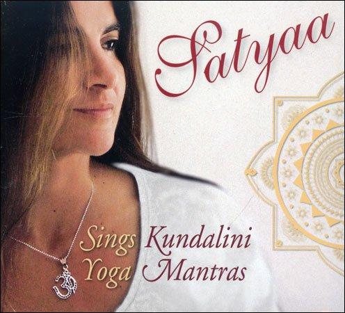 Sings Kundalini Yoga Mantras