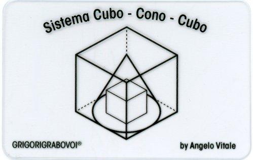 Tessera Radionica - Sistema Cubo-Cono-Cubo