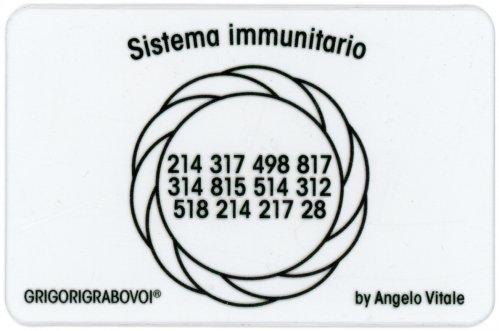 Tessera Radionica 72 - Sistema Immunitario