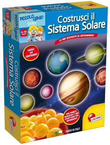 Costruisci il Sistema Solare