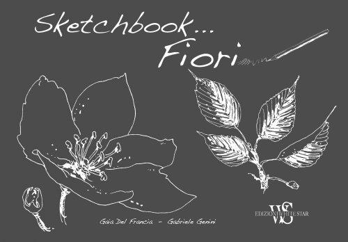 Sketchbook - Fiori