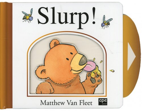 Slurp! Libro con Flap