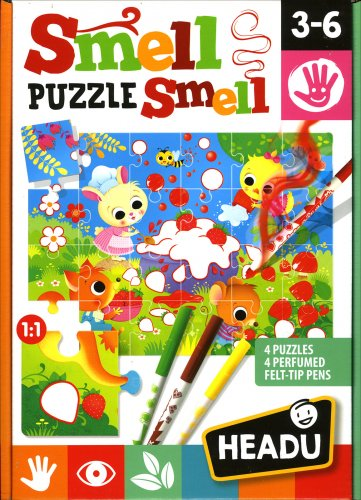 Smell Puzzle Smell