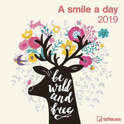 Calendario a Smile a Day 2019