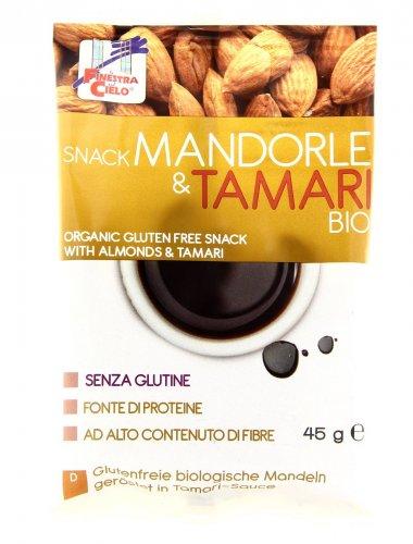 Snack - Mandorle & Tamari Bio