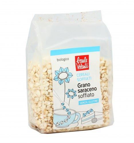 Grano Saraceno Soffiato Bio - Senza Glutine