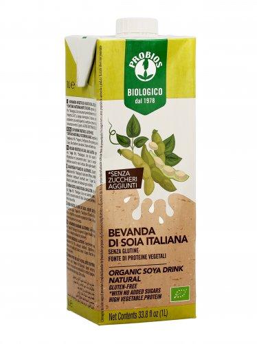 Soia & Soia - Bevanda di Soia al Naturale