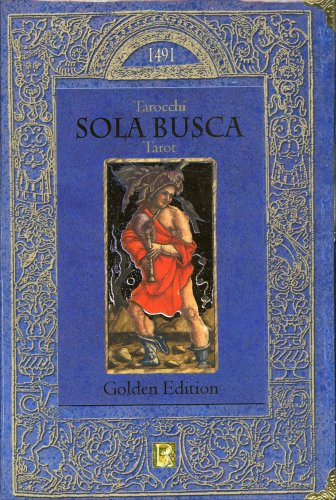Tarocchi Sola Busca - Box Deluxe