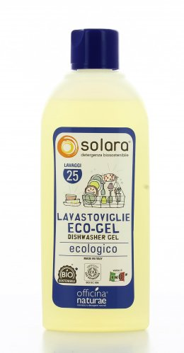 Solara - Lavastoviglie Eco Gel