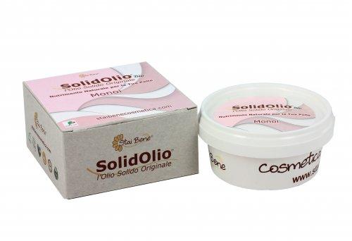 Solidolio Monoi Bio - Olio Solido Corpo