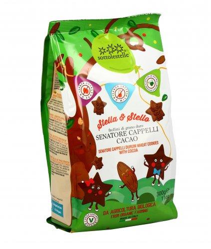 Stella&Stella - Frollini Cappelli Akrux al Cacao