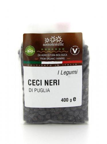 I Legumi - Ceci Neri  di Puglia Bio