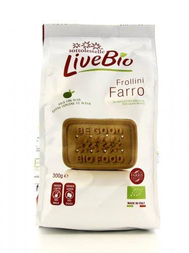 Livebio - Frollini di Farro