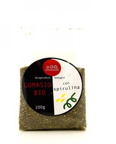 Gomasio Bio con Spirulina