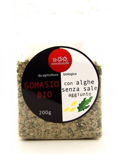 Gomasio Bio con Alghe - Senza Sale Aggiunto