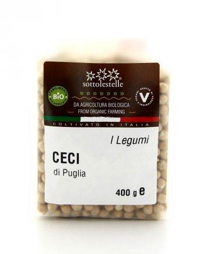I Legumi - Ceci di Puglia Bio