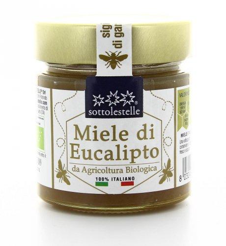 Miele Italiano di Eucalipto Biologico